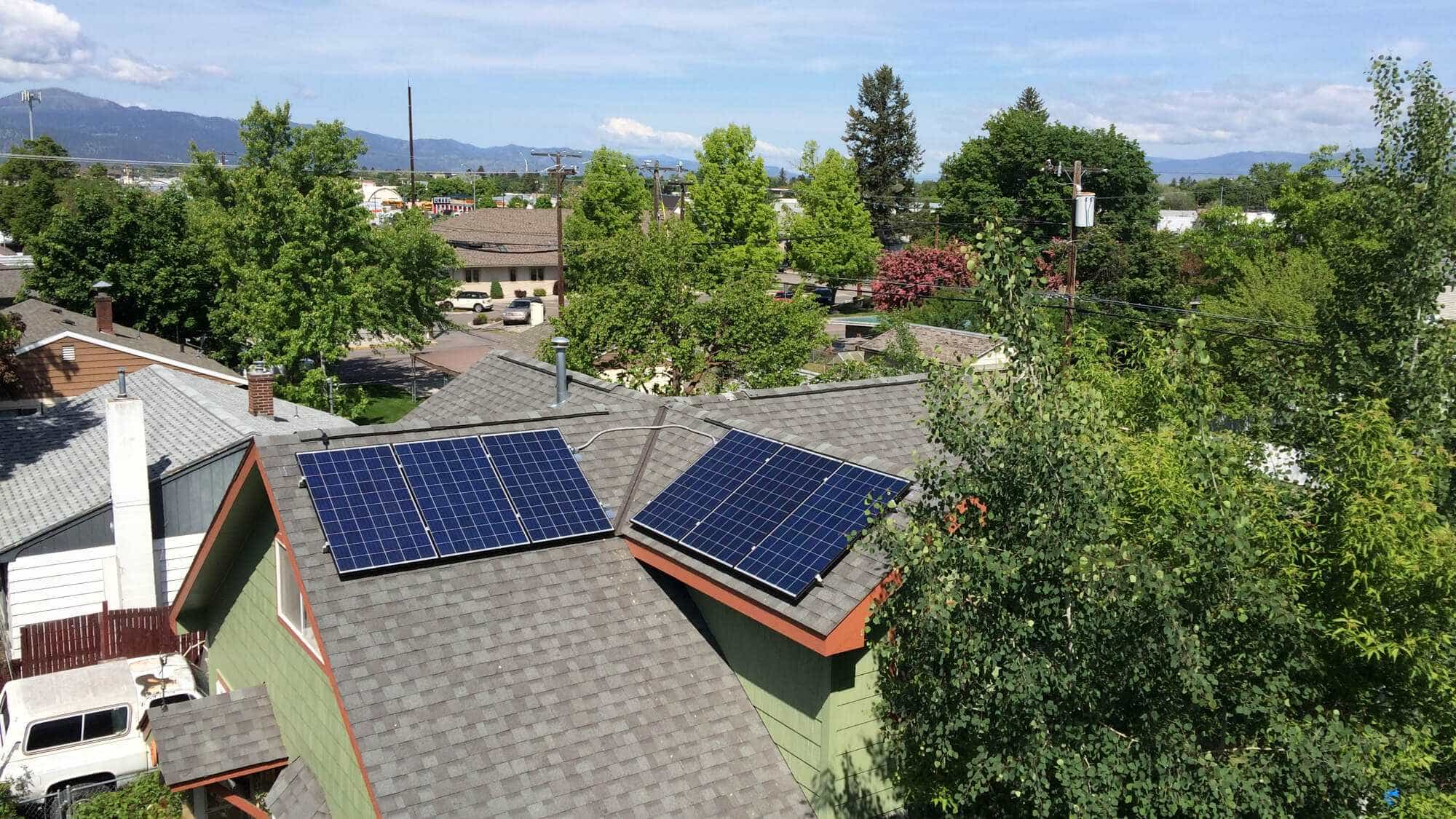 Solar Panels Installation in Missoula